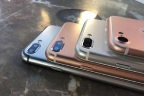 這回應該八九不離十了吧?iPhone 7 完整正背面諜照再曝光