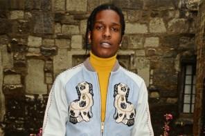 名人穿搭 / A$AP Rocky、Jared Leto、Drake 造就 Gucci 成為新一代「年輕指標」?!