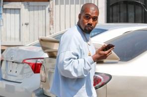 名人穿搭 / Kanye West 示範寬鬆同色穿搭,更拎上男性愛牌 Bottega Veneta 包款!