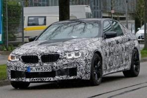 車迷注意!2 年後才上市的全新 BMW G30 M5 紐柏林賽道測試影片曝光