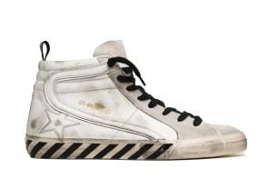 超髒!OFF-WHITE 推出的聯名鞋根本像是二手貨?!