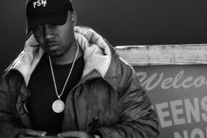 紐約傳奇 Hip-Hop 歌手 Nas 親身演繹 Public School x New Era 最新聯名
