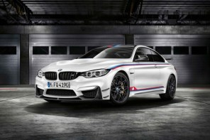 慶祝旗下車手奪得冠軍,BMW 發表最新 M4「賽車級」版本