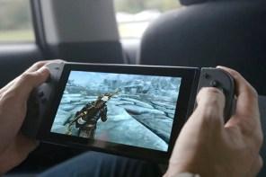 把家用主機帶出門?任天堂全新「Nintendo Switch」把遊戲帶著走!