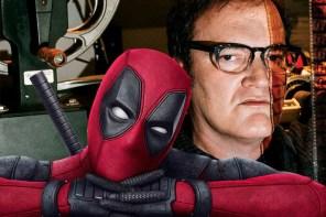 假如成真是好是壞?大批網友連署要鬼才導演 Quentin Tarantino 來接手《死侍 2》!
