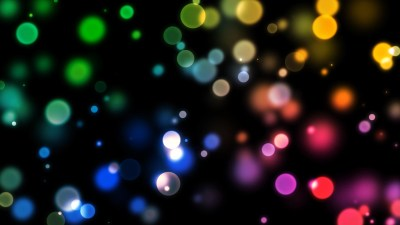 Abstract Motion Backgrounds – Bokeh | Overhead Productions