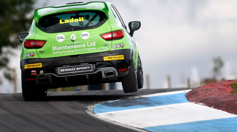 Charles Ladell (GBR) Team Cooksport Renault Clio Cup