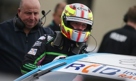 Chris Smiley (GBR) TLC Racing Toyota Avensis