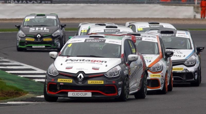 James Colburn (GBR) PP Motorsport Renault Clio Cup