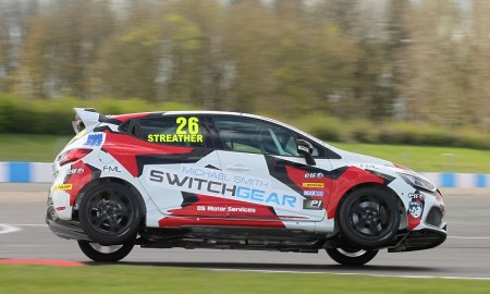 Paul Streather (GBR) Finesse Motorsport / Paul Streather Renault Clio Cup