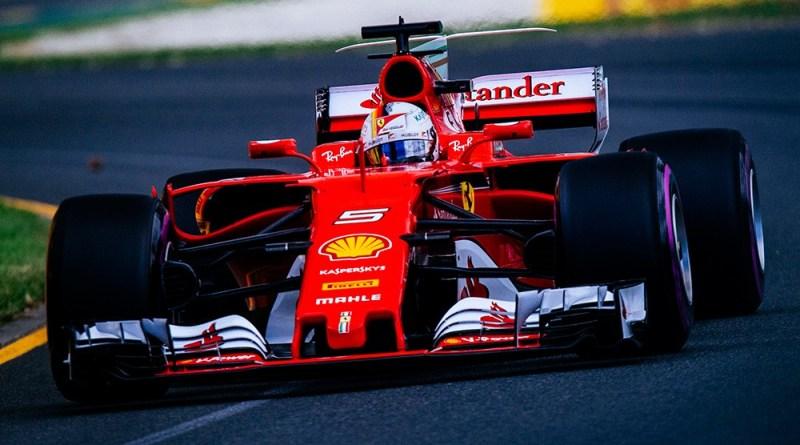Australia Ferrari Race