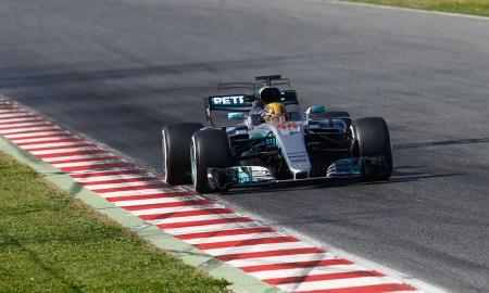Mercedes Day 3