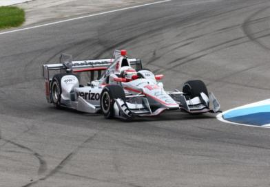 Will Power captures pole and new track record for Indianapolis Grand Prix
