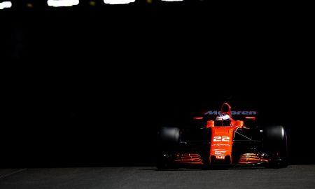 Monaco McLaren Quali