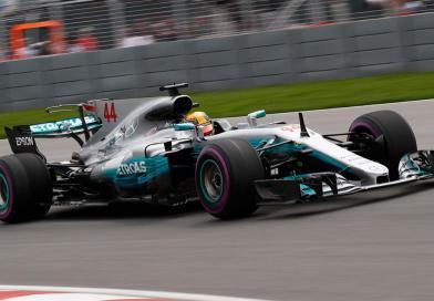 Hamilton Commands Crazy Canadian GP
