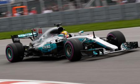 Canada Mercedes Race