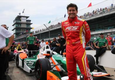 Saavedra replaces Aleshin at Schmidt Peterson Motorsports