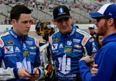 Alex Bowman to drive the #88 in 2018