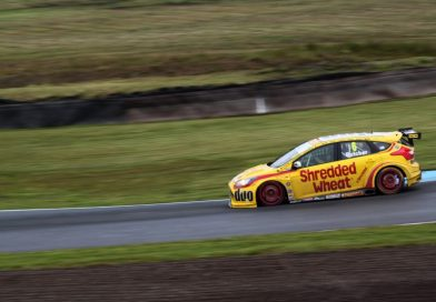 Butcher hoping to improve after strong BTCC debut