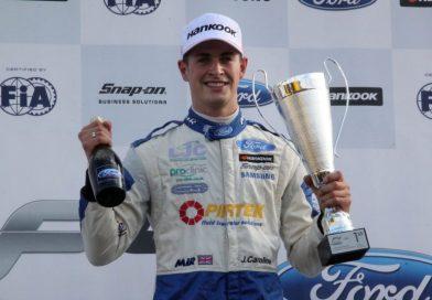 Caroline confident he'll take British F4 victory