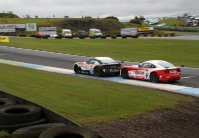JHR Developments suspended from Ginetta Junior and GT4 Supercup