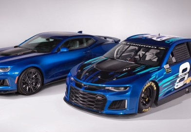 Chevrolet Camaro ZL1 to race in Cup Series in 2018
