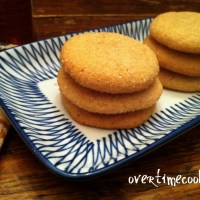 (Not Your Bubby's) Honey Cookies