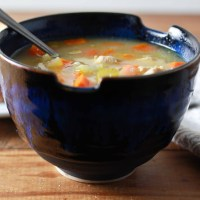 Chicken, Vegetable and Barley Soup and a review of The Bais Yaakov Cookbook