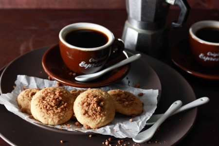 coffee cake cookies 3