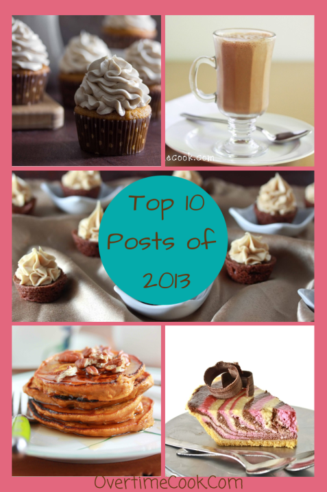 Top Posts of 2013 on OvertimeCook