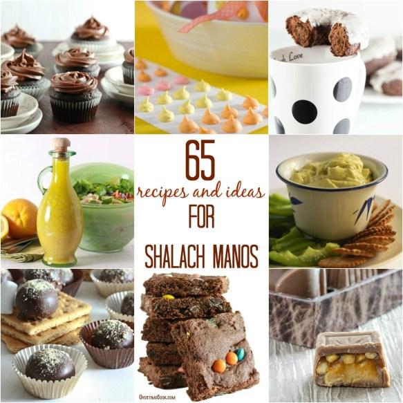 65 recipes and ideas for shalach manos on overtimecook.com