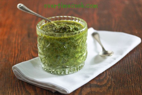 Delicious Homemade Basil Pesto (Dairy Free and Vegan!)