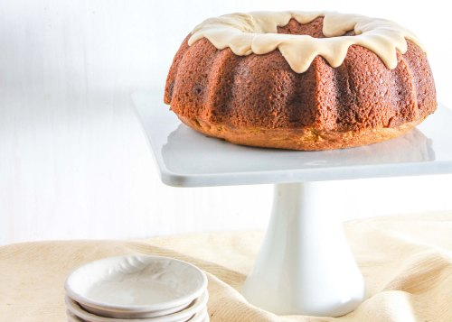 marbled pumpkin bundt cake 2