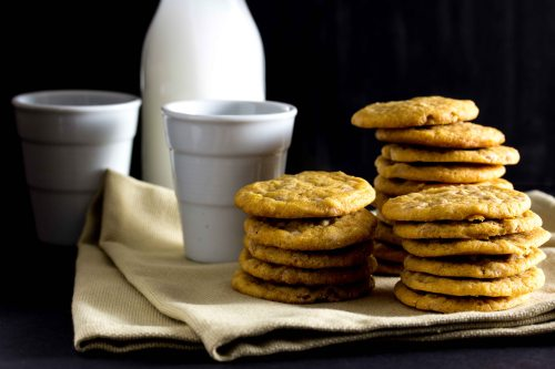 pumpkin butterscotch cookies 7