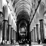 Travel Photography – Images of the Salisbury Cathedral, England