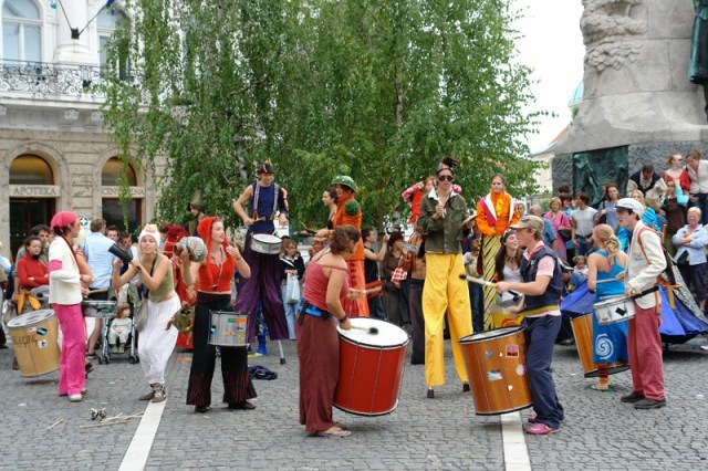 Slovenia festical