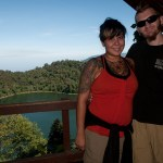 Chicaballin' Our Way Up to a Volcanic Lake – Guatemala