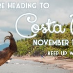 We're Going to Costa Rica! Pura Vida, Baby!