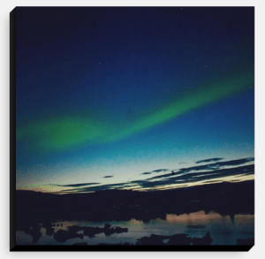 Nothern Lights in Iceland