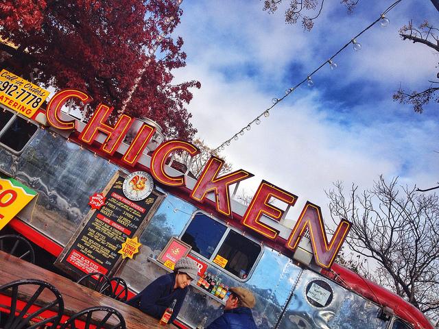 fried chicken in austin