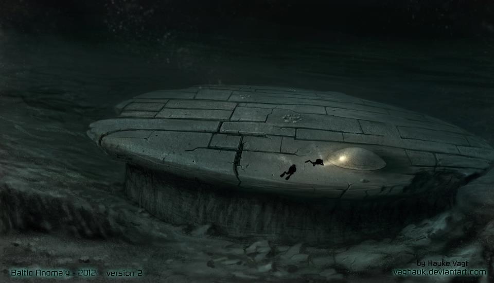 """""""OVNI"""" do Mar Báltico ainda intriga especialistas, 5 anos após sua descoberta"""