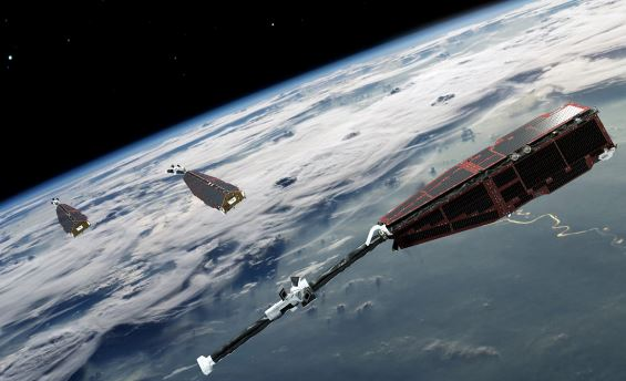 """Estranhos 'blackouts' de satélites estão ocorrendo no """"Triângulo das Bermudas Espacial"""""""