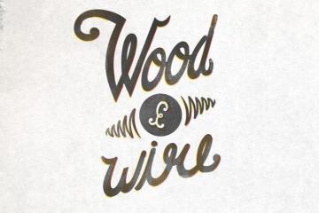 wood & wire album cover