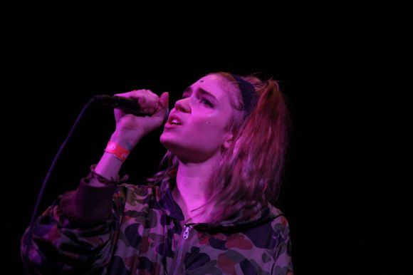 Grimes @ Central Presbyterian Church