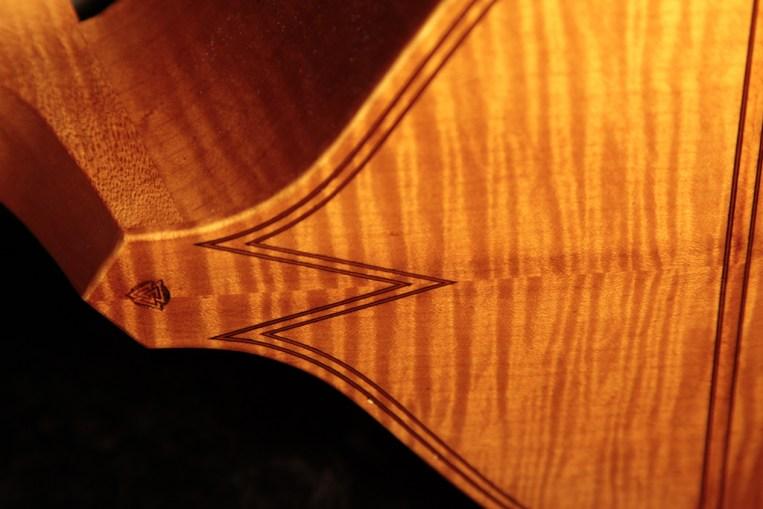 Purfling detail