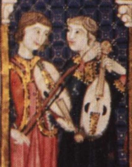 Cantigas da Santa Maria manuscript