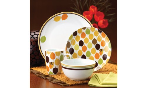 Rachael Ray Dinnerware Little Hoot