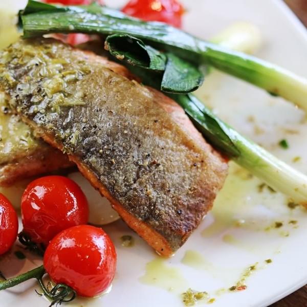 Fresh food at Oxton Bar & Kitchen