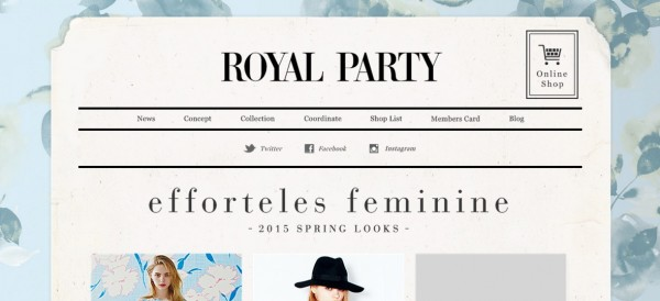 COLLECTION|ROYAL_PARTY