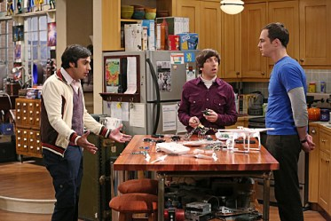 The Big Bang Theory - The Graduation Transmission
